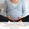 Pregnancy Meditation Nurtured Birth Melbourne