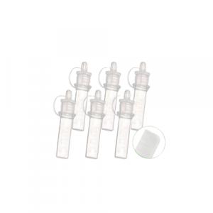 Haakaa Silicone Colostrum Collector Set- 6pk